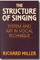 Richard Miller - The Structure of Singing